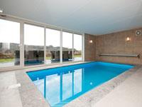 Bungalows met privé zwembad