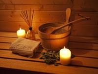 Vakantieparken met sauna