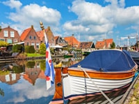 Bungalows Friesland