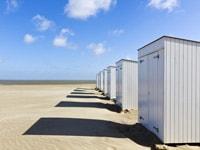 Bungalows Belgische kust