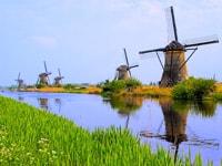 Bungalows Nederland