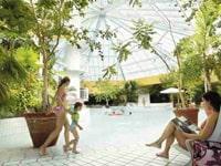Bungalowparken met zwemparadijs