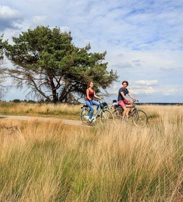 #1 'Beste omgeving om te fietsen en wandelen'