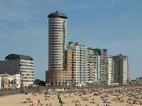 Vakantie-appartementen aan de kust