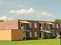 Vakantie-appartementen Groningen