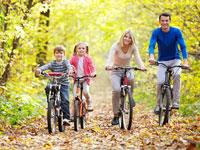 Vakantieparken met fietsverhuur