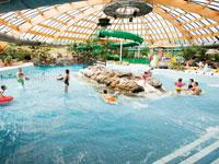Vakantieparkfaciliteiten
