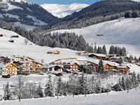 Wintersport Zwarte Woud