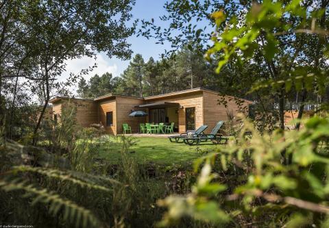 4-persoons bungalow Comfort BD473