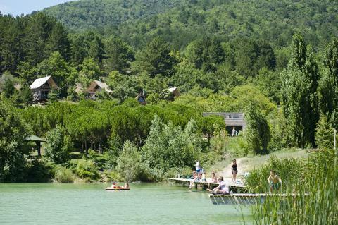 Huttopia Village Dieulefit