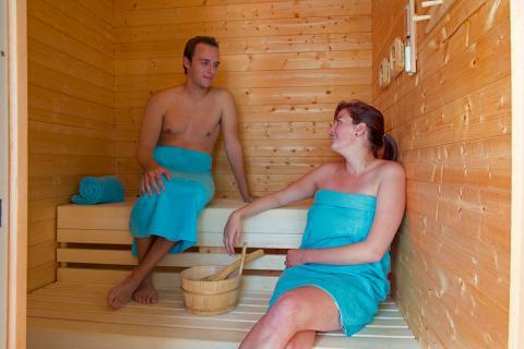 6-persoons vakantiehuis Sauna