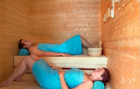 8-persoons vakantiehuis sauna