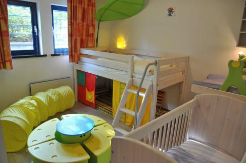 6-persoons appartement (max. 4 adults) Atlas Kids Ground Floor
