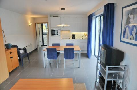2-persoons appartement ANWB Super Deal Hades etage