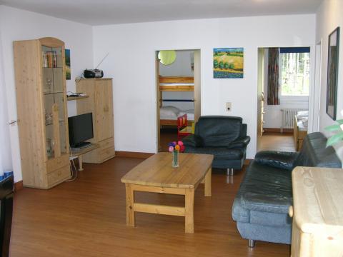 4-persoons appartement Schwalbe (2 Kids bis 15 J.)