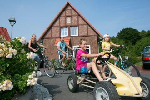 6-persoons bungalow BBKL6 Kindervilla