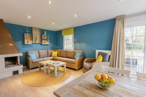6-persoons appartement Premium BK404