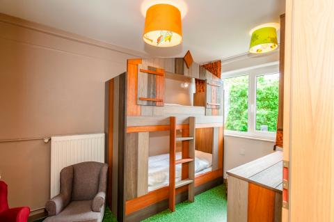 6-persoons bungalow 6CK Comfort Child