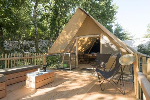 5-persoons tent Canadienne