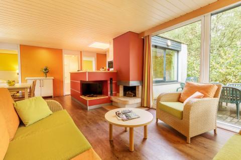 6-persoons bungalow Eden Comfort BF122