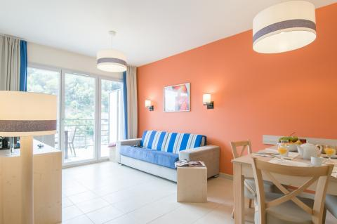 4-persoons appartement Superior