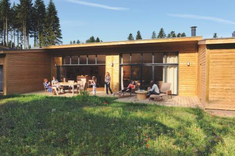 6-persoons bungalow Eden Comfort TF952