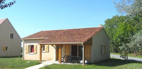 6-persoons bungalow Merlot