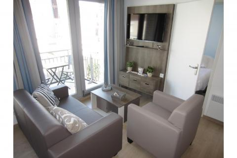 4-persoons appartement Type 40