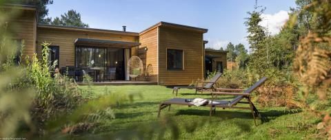 6-persoons bungalow Premium BD477