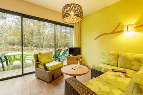 6-persoons bungalow Comfort BD472