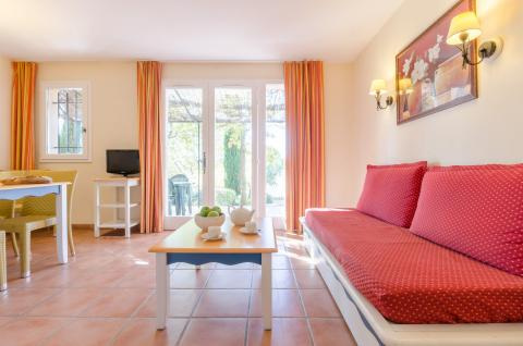 8-persoons appartement Standard POL38