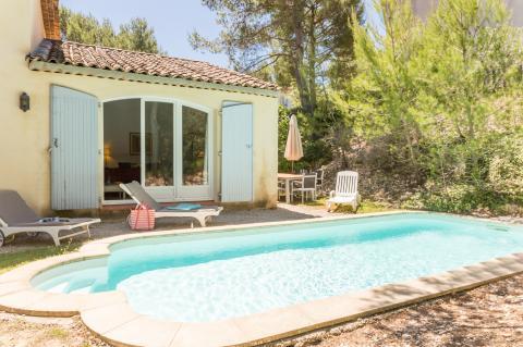 8-persoons vakantiehuis Swimming Pool Standard POKV5