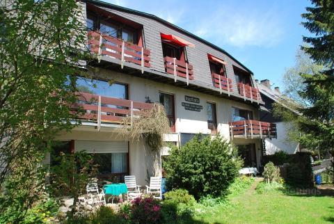 Appartementen Haus Merian