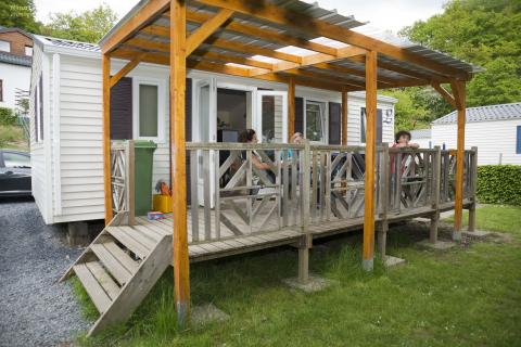 6-persoons stacaravan/chalet (max 2 adults) Orkney