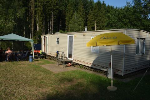 6-persoons stacaravan/chalet Walsdorf