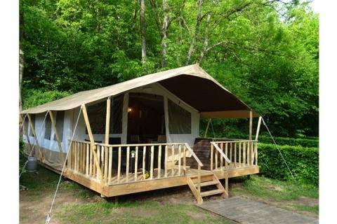 5-persoons tent Lodge Beaufort