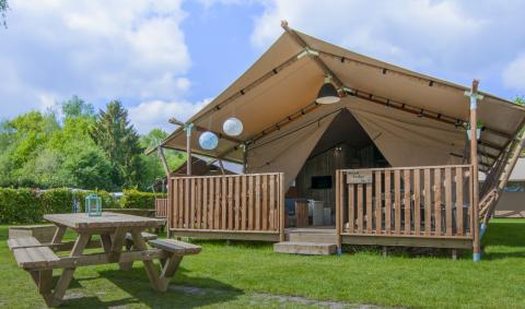 6-persoons tent Lodgetent
