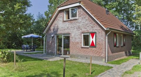 8-persoons bungalow Echtense Kei Luxe