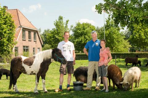 FarmCamps Hoeve Sonneclaer