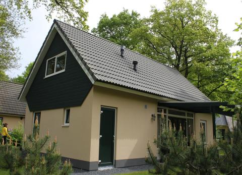 6-persoons bungalow C (max. 4 adults)