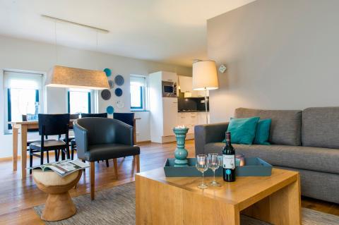 4-persoons bungalow 4CE Boerderij Comfort Plus