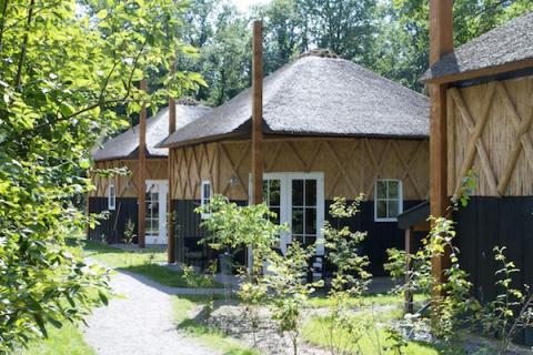 6-persoons bungalow 4+2 Rietendak