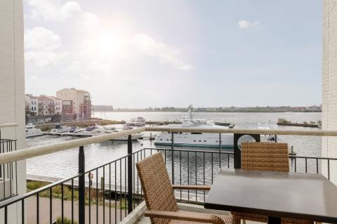 4-persoons appartement Waterfront Suite EH904