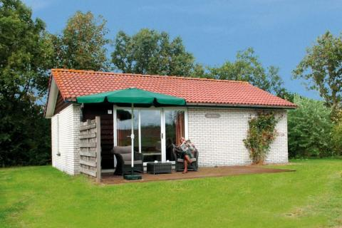 2-persoons bungalow Bornrif