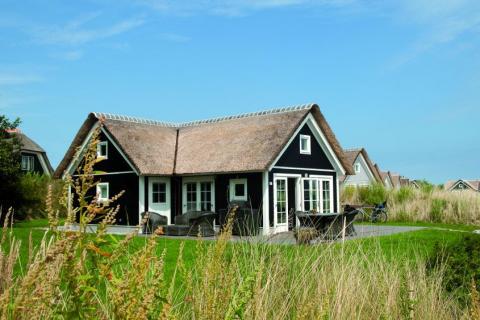 4-persoons bungalow Strandjutter
