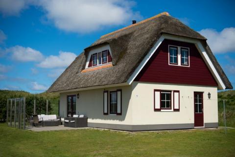 6-persoons bungalow Engelsmanduinvilla