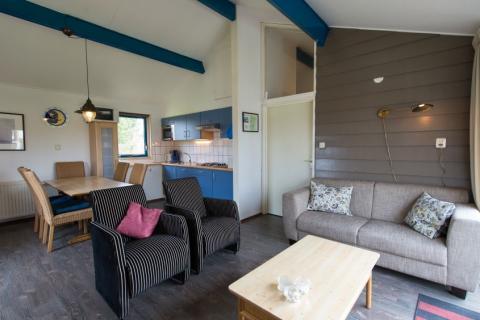 6-persoons bungalow Bornrif