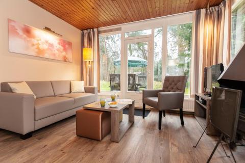4-persoons bungalow 4C1 Comfort