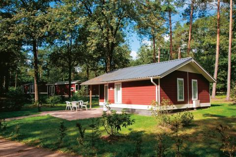 4-persoons stacaravan/chalet Cottage