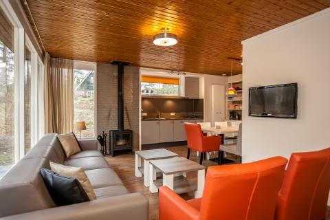 8-persoons bungalow 8C Comfort